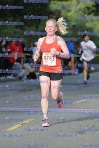 I'm squinting so I can see the finish.