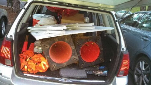 How much can you load in a Jetta wagon?