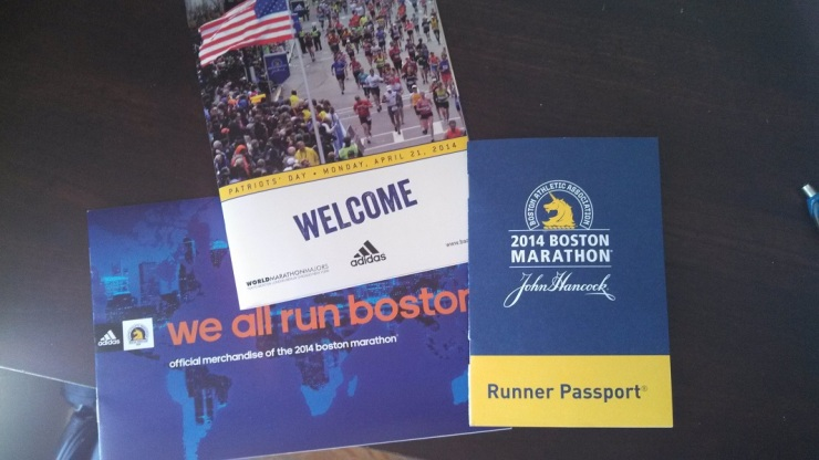 THE PASSPORT TO BOSTON