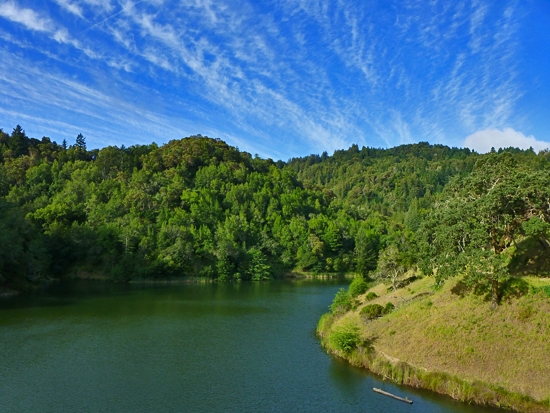Phoenix Lake is MY running spot. From Protrails.